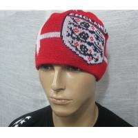 Buy cheap 2014 world cup beanie,football fan caps,promotion Gift Knitted Beanie Hat (YC-BN045) from wholesalers