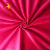 Buy cheap Wholesale rose red holland velvet by yard from wholesalers