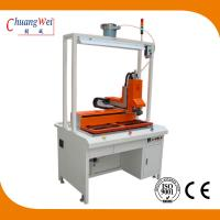 Buy cheap 220 / 110V Automatic Screw Nut Heat Inserting Machines Capacity 3500 - 4500 Pcs from wholesalers
