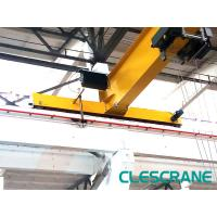 Buy cheap hot sale 5 ton Demag european style  single girder bridge overhead crane price in workshop from wholesalers