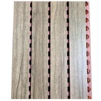 Buy cheap Decorative Design China Wooden Acoustic Sound Proof Wall Panels from wholesalers