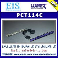 Buy cheap PCT114C - LUMEX - FOUR PIN DIP SINGLE CHANNEL PHOTOCOUPLER product