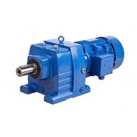 Buy cheap Coaxial Helical Gearbox with inline motor for converter / mixer agitator from wholesalers