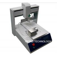 Buy cheap High Precise Automatic Glue Dispenser Stable Desktop Epoxy Glue Dispenser from wholesalers