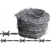 Buy cheap 100mm Stainless Steel Barbed Wire from wholesalers