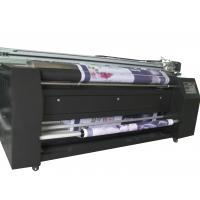 Buy cheap Digital Fabric Plotter On Satin Polyester Cotton , Max Printing Width 2100mm from wholesalers