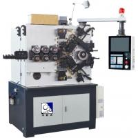 Buy cheap 50HZ Compression Spring Machine , Industrial Spring Making EquipmentFor Diameter 2.5 - 6.0mm product