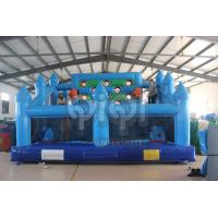 Buy cheap Inflatable Punch Wall interactive Games from wholesalers