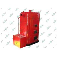 Buy cheap High Efficiency All Weather Biomass Hot Water Boiler With WarmingStove from wholesalers