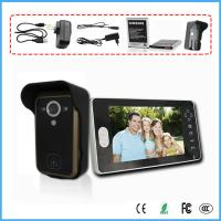 Buy cheap 7 Inch Wireless Video Door Phone from wholesalers