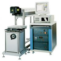 Buy cheap 90W CO2 Laser Marking Equipment , Plastic Sign Engraving Machine Long Service Life from wholesalers