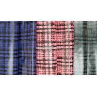 Buy cheap Three line plaid printed fabric PPF-029 product