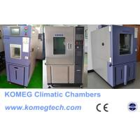 Buy cheap Hermetic Compressor HFC-23 / 507 Refrigerant Temperature Test Chamber 800L from wholesalers