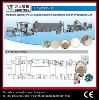 Buy cheap Modified Starch(Pre Gel Starch machine /Denatured Starch)Processing Line from wholesalers