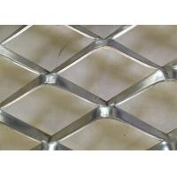 Buy cheap 1 . 0 mm Thickness Expanded Metal Mesh Aluminum For Decoration from wholesalers