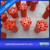 Buy cheap China Threaded Button Bits Parabolic or Hemispherical Buttons from wholesalers