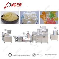 Buy cheap Shrimp Crackers Making Machine|Commercial Shrimp Chips Production Line|Prawn Crackers Making Machine from wholesalers