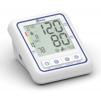 Buy cheap 120 Memory 2 Users Upper Arm Blood Pressure Monitor ISO13485 from wholesalers