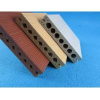 Buy cheap Outdoor Eco Friendly Hollow Wood Plastic Composites For Public Building from wholesalers