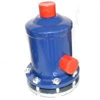 Buy cheap Liquid Line Replaceable Core Filter Drier Shell with Molded Porous Desiccant product