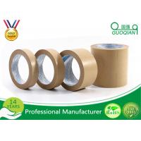 Buy cheap Drywall Kraft Brown Paper Tape Hot Melt Adhesive For Decorative Materials from wholesalers