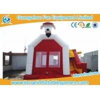 Buy cheap Exciting Dog Inflatable Bouncy Castle Air Bouncer Inflatable Outdoor Toys from wholesalers