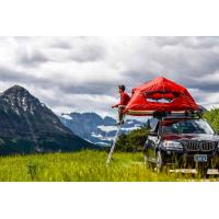 Buy cheap UV 50+ Roof Rack Camping Tent , Jeep Roof Mounted Tent Fashionable Design from wholesalers