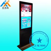 Buy cheap Ultrathin Touch Screen Digital Signage Displays , 42 Inch LCD Advertising Player With Wheels from wholesalers