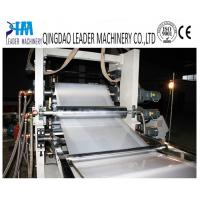Buy cheap pp single layer thermoforming packing sheet production line from wholesalers