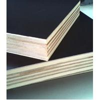 Buy cheap 11 plies 18mm black film faced plywood from wholesalers