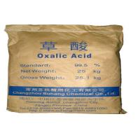 Buy cheap Available Oxalic Acid ,CAS 144-62-7 Acidity Regulators For Metallurgy Industry from wholesalers