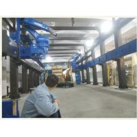 Buy cheap Automatic Steel Robot Rail System For Flame Plating Long Working Life from wholesalers
