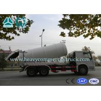 Buy cheap High Efficiency Sewer Cleaning Truck  , Septic Tank Pumping Truck 8 CBM -12 CBM from wholesalers