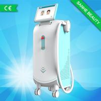Buy cheap Women Salon Cosmetic Device Diode Laser Hair Removal Machine For Lip Hair Removal from wholesalers