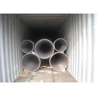 Buy cheap ASTM A335 P91 Seamless Alloy Steel Pipe High Pressure Boiler tube 1422 * 140mm size from wholesalers