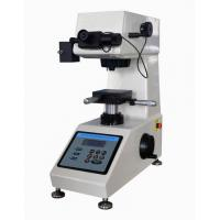 Buy cheap Micro Vickers Hardness Testing Machine , Digital 10X Eyepiece Metal Hardness Tester  from wholesalers
