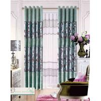 Buy cheap Customized Blackout Polyester Home Textile Products Modern Bedroom Window from wholesalers