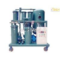 Buy cheap High Vacuum Lube Oil Dehydration Oil Dewatering Purification System Series TYA-D from wholesalers