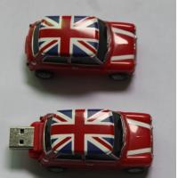 Quality car shape usb flash memory China supplier for sale