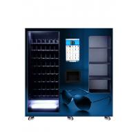Buy cheap Energy Saving Sunglasses Vending Machine With Cash Acceptor Blue Color product