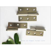 Buy cheap Modern Design Security Door Hinge , Entrance Door Hinges Loose Pin Life Off from wholesalers
