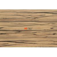 Buy cheap High Glossy Laminated Melamine Faced MDF Board For Flooring / Furniture from wholesalers