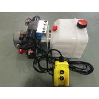 210 Bar Small Hydraulic Power Packs 12V / Compact Hydraulic Power Pack