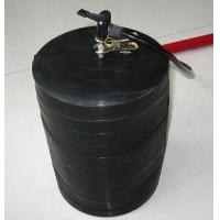 Buy cheap Rubber Pipe plug new process/ Rubber pipe plug processed in China/ Rubber pipe plug from wholesalers