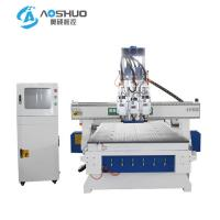 Buy cheap Computer Control CNC Router Wood Carving Machine 2.2kw 3.0 Kw 4.5kw 6.0kw Spindle product