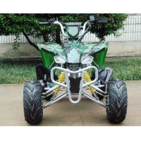Buy cheap Middle Size Road Legal Quad Bikes 110cc 4 - Stroke Air Cooled / Water Cooled from wholesalers