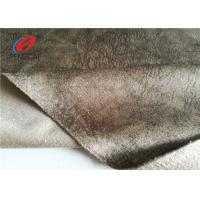 Buy cheap Customized 100% Micro Suede Polyester Fabric For Sofa / Home Textile / Cushion from wholesalers