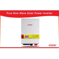 Buy cheap 1-6kW Solar Power Inverters with 60A MPPT Solar Charge Controller for Home Use from wholesalers