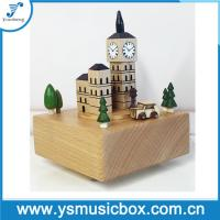 Buy cheap Music Box Wooden Music Boxes, Mechanical Music Box Gift from wholesalers