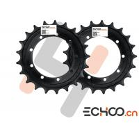 Buy cheap High Strength 40Mn2 Mini Excavator Sprockets For Kubota RX303 Mini Excavator from wholesalers